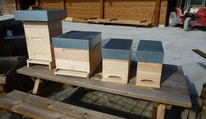 photos de ruches la menuiserie des ruches