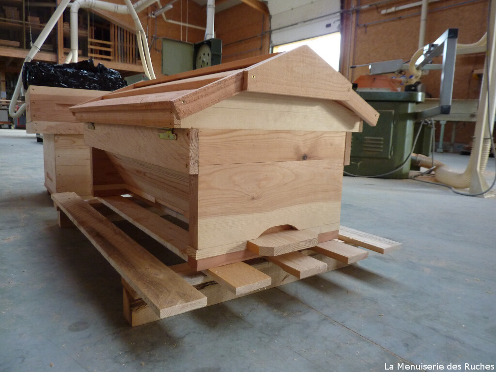 ruche kenyane horizontale tbh la menuiserie des ruches. Black Bedroom Furniture Sets. Home Design Ideas